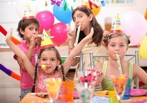 детские конкурсы детский день рождения