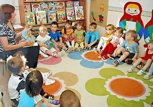 адаптация в детском саду консультация для родителей