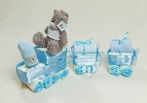 оригинальный подарок новрожденному мальчику