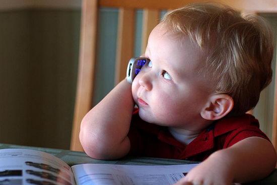 Мобильный телефон для ребёнка