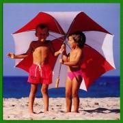 Защита детей от солнца.