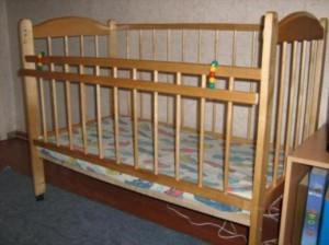 Как выбрать детскую кроватку для двойни.