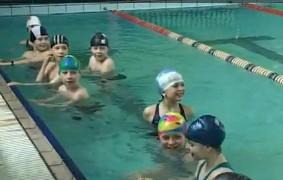 Плавание для детей.