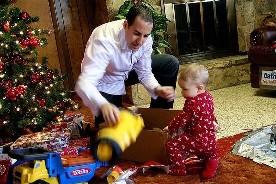 Что подарить ребенку на новый год.