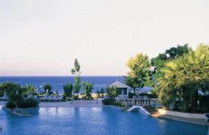 Отели Кипра для отдыха с детьми. Протарас.