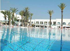Отели Туниса для отдыха с детьми. EL MOURADI CLUB KANTAOUI 4