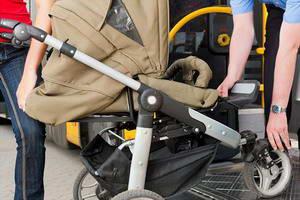 Подбор коляски по размеру