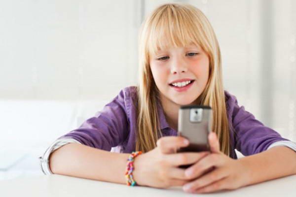 Телефон для детей 10-13 лет