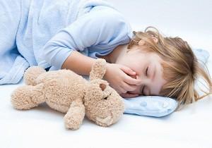 ребенок ночью скрипит зубами причина