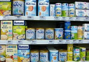 смесь для новорожденных без пальмового масла