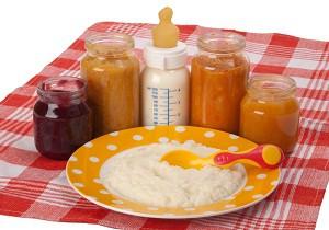 схема первого прикорма при грудном вскармливании