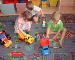 Адаптация ребёнка в детском саду