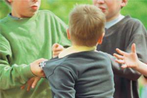 Ребёнка обижают в школе…