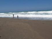 Родос. Дикий пляж.
