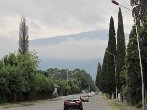 В Абхазию на машине