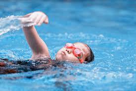 плавание для детей от года