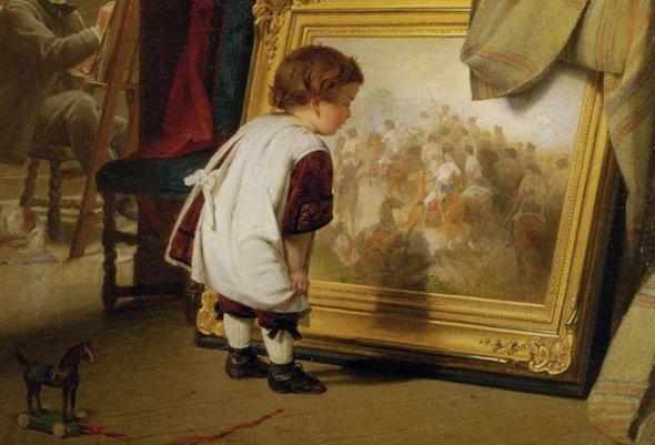 искусство живописи