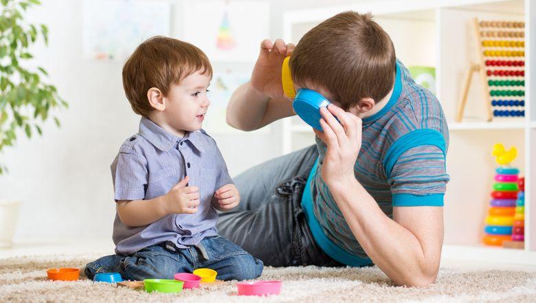 Игры с детьми 3-4 лет дома: развивающие, подвижные, чем занять ребенка (видео)