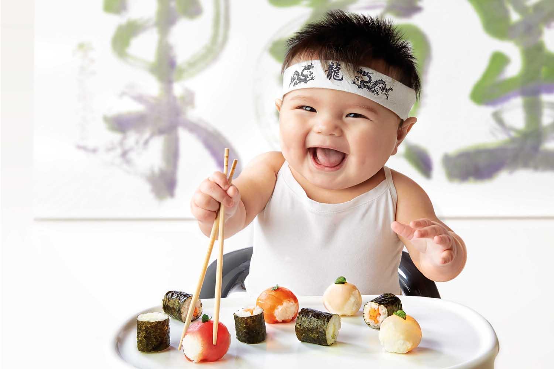Можно ли давать суши детям?