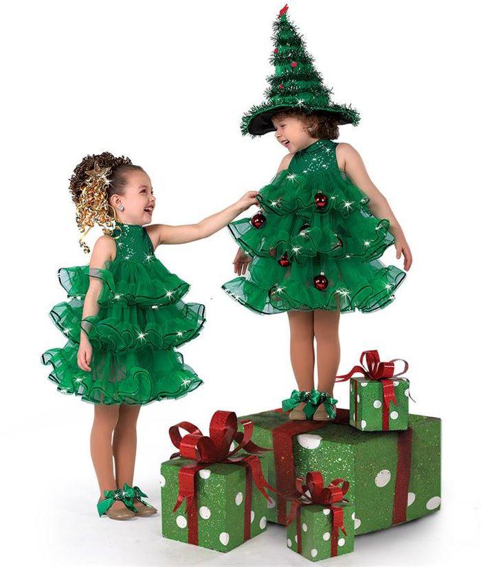 костюмы на новый год детские