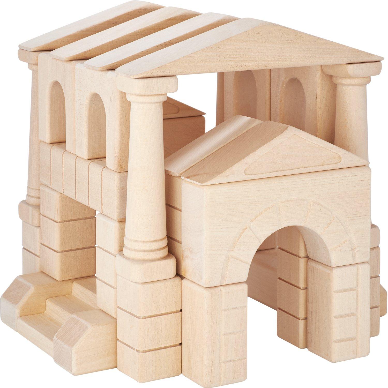 Особенности и преимущества деревянных конструкторов для детей
