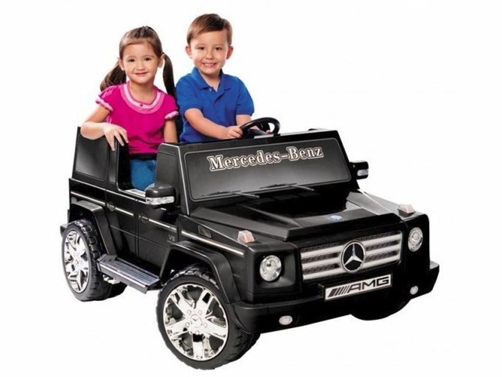 Детский транспорт: гоняем с ребенком