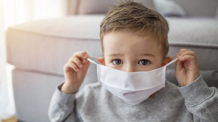Коронавирус у детей: как поговорить со своим ребёнком